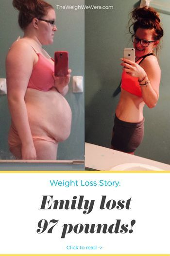 29 Proven Fat Burning Solution Real Weight Loss Success Stories Emily Dropped 97 Pounds And Before and after fitness transformation motivation from women and men who hit...