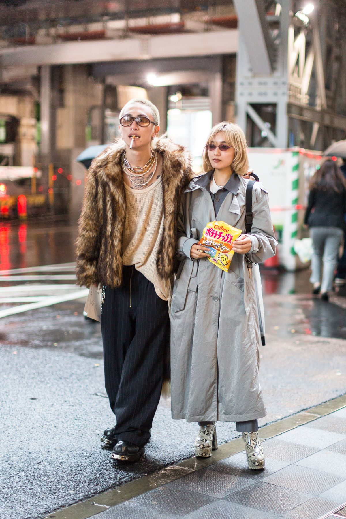 Street style from Tokyo fashion week Day 1   Fashion ...