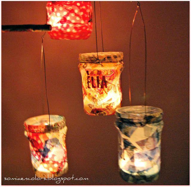Somia en Colors: Amb la llum del fanalet