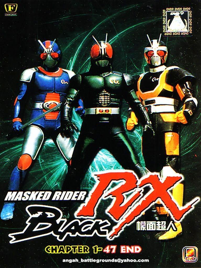 Kamen Rider Black RX Movie Stay in the World | kamen rider