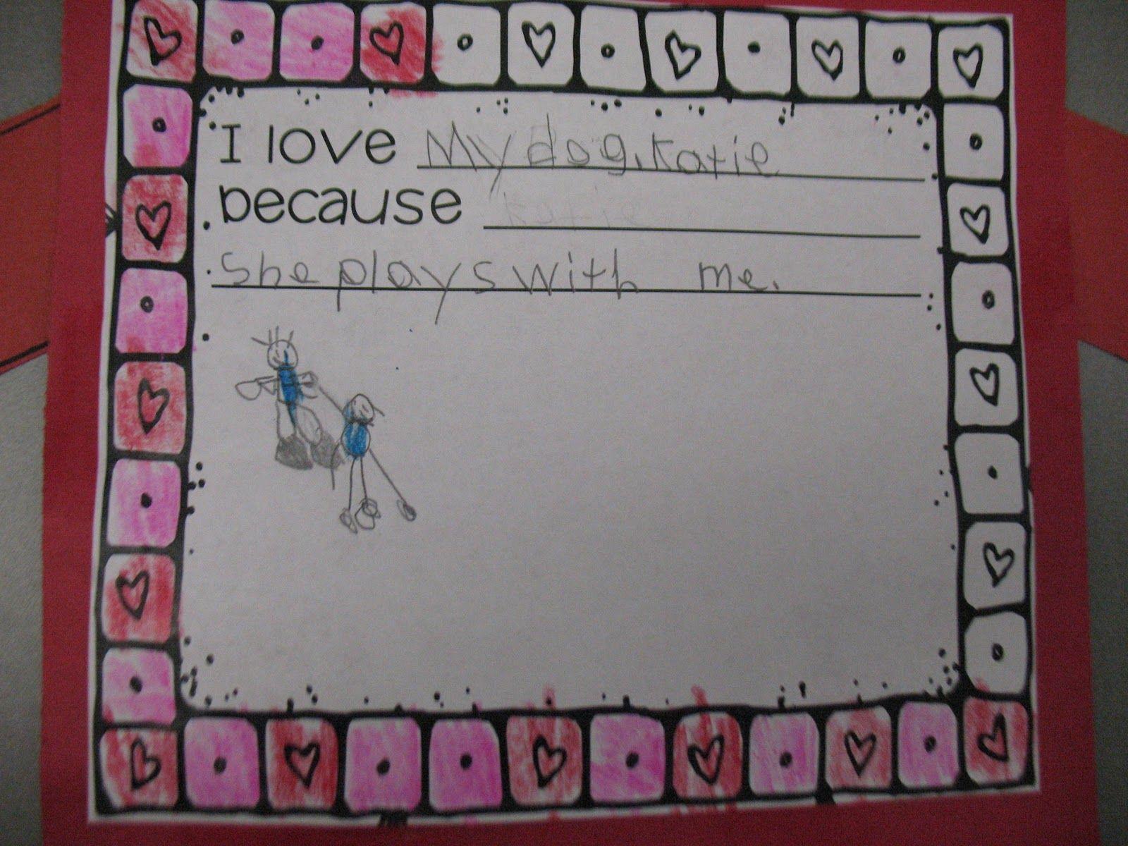 Mrs Morrow S Kindergarten Happy Valentine S Day