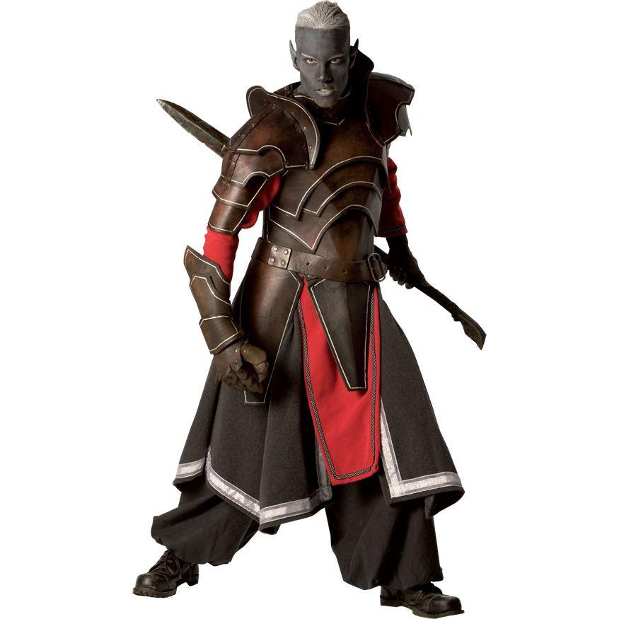 Dark Elf Leather Armor