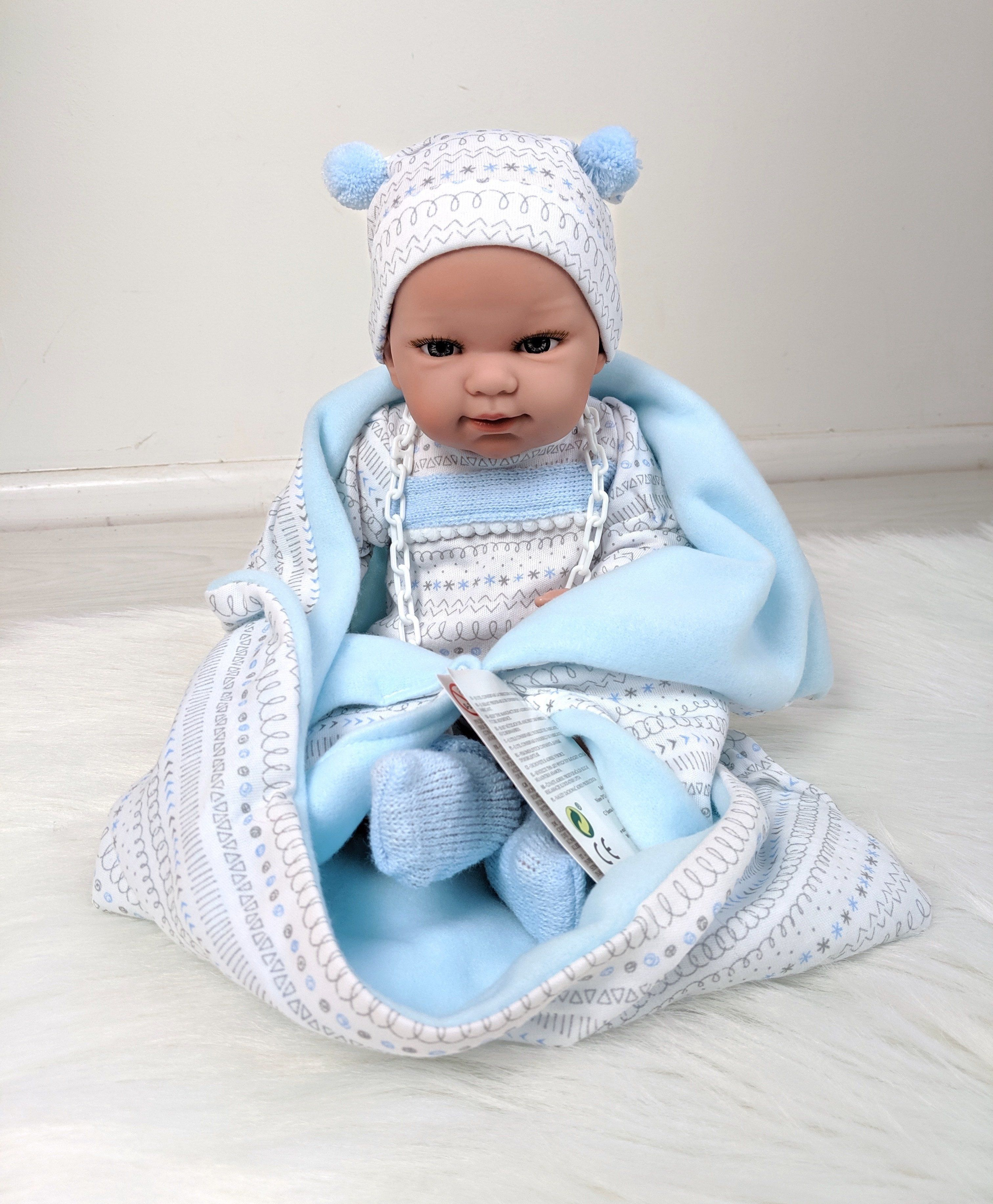 D'Nines Spanish Doll - Bobby #spanishdolls