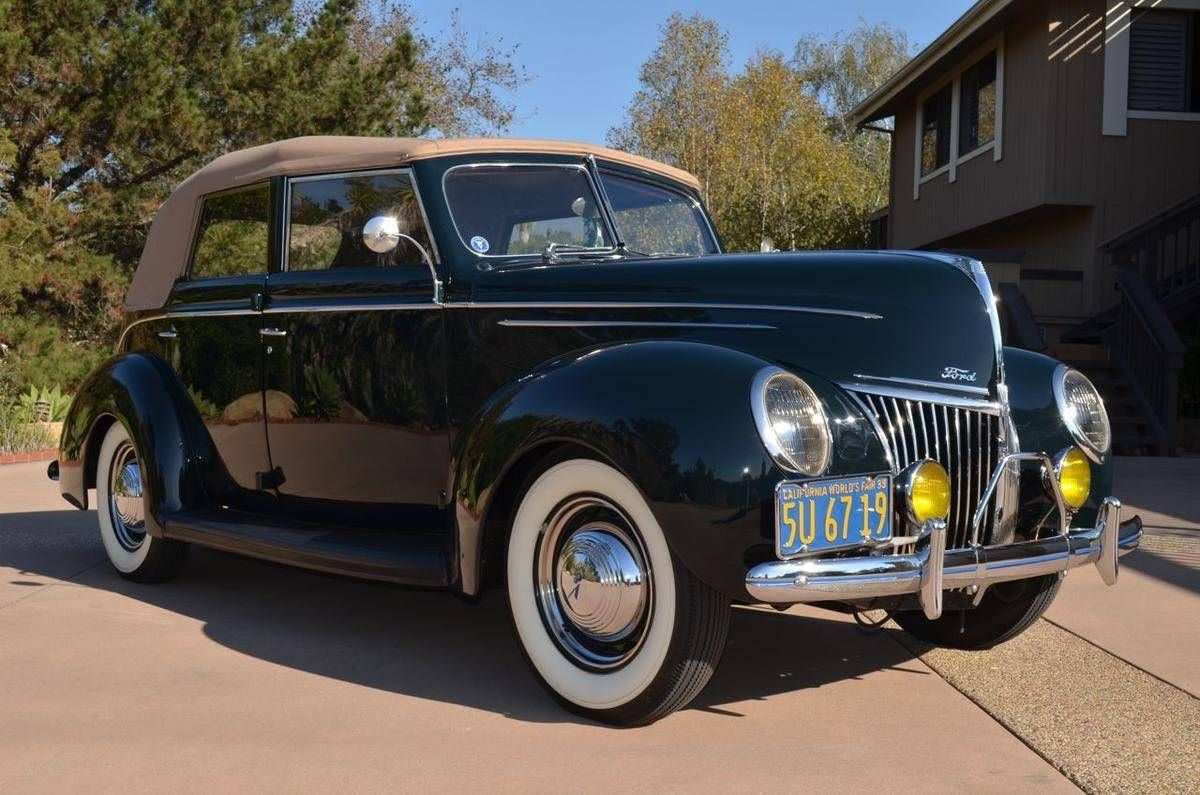 1939 Ford Deluxe for sale #1689909 | Hemmings Motor News | Old Timer ...