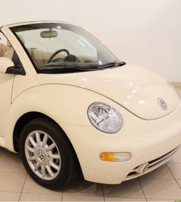 Off White Cream Colored Vw Beetle There Is Just Something About This Cutie
