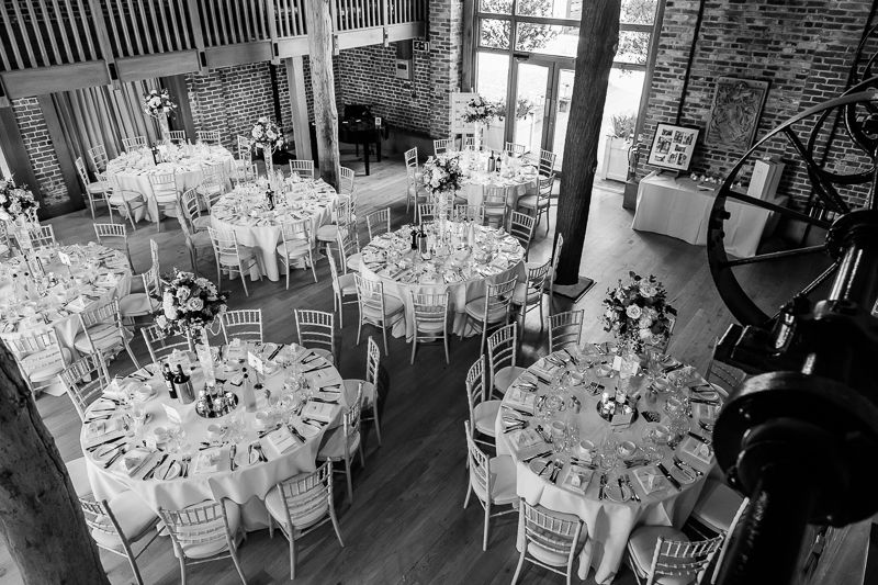 The Mill Barn - Gaynes Park Barns | Epping | Essex » Ed Clayton Wedding Photography
