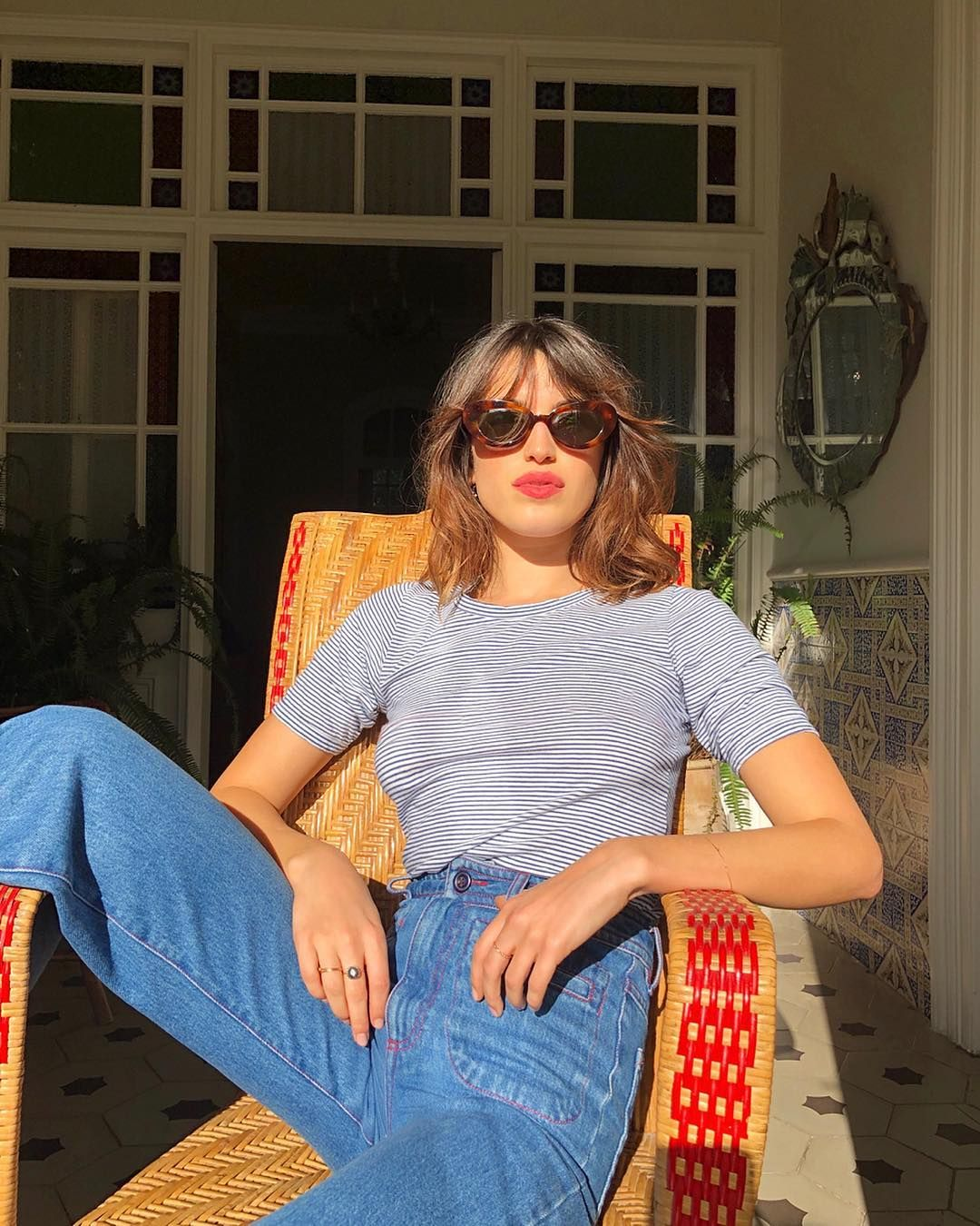 Jeanne Damas, French Style Influencer, Parisian Style Influencer