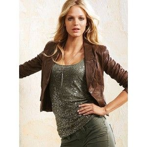 Pin by Janet Anderson on Erin Heatherton: My FAVE VICTORIA'S ...