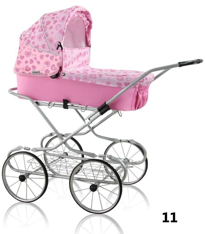 Carrito De Muñecas Muy Amplio Ideal Para Reborn Y Para Nenas Desde 5 Hasta 12 Años Dolls Prams Strollers For Dolls Pram