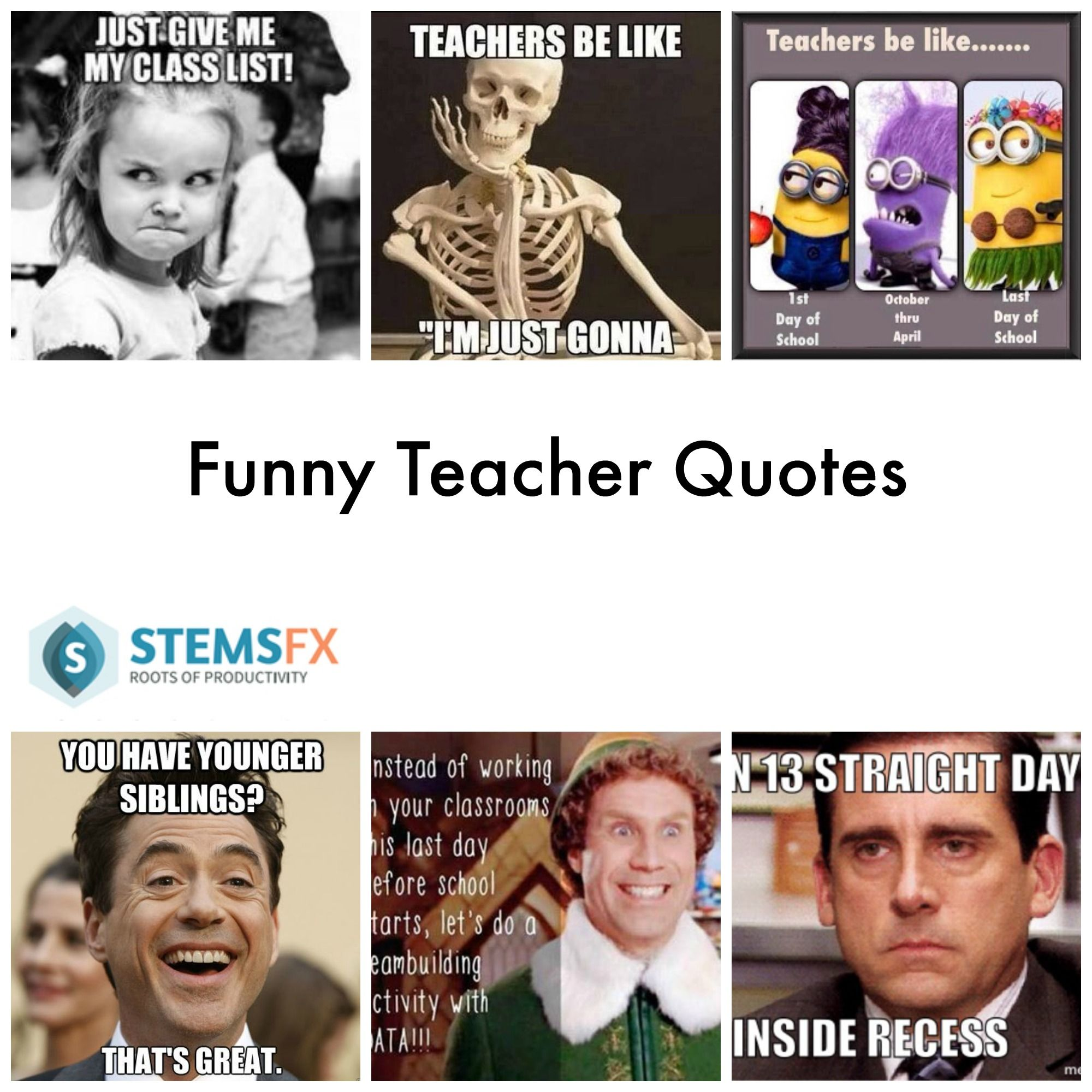 Teacher Quotes Funny Teachers Have The Very Important Job Of Educating Children