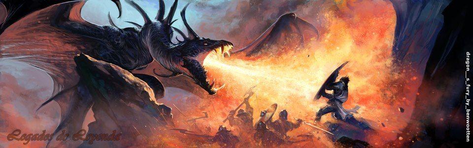 Furía de dragón