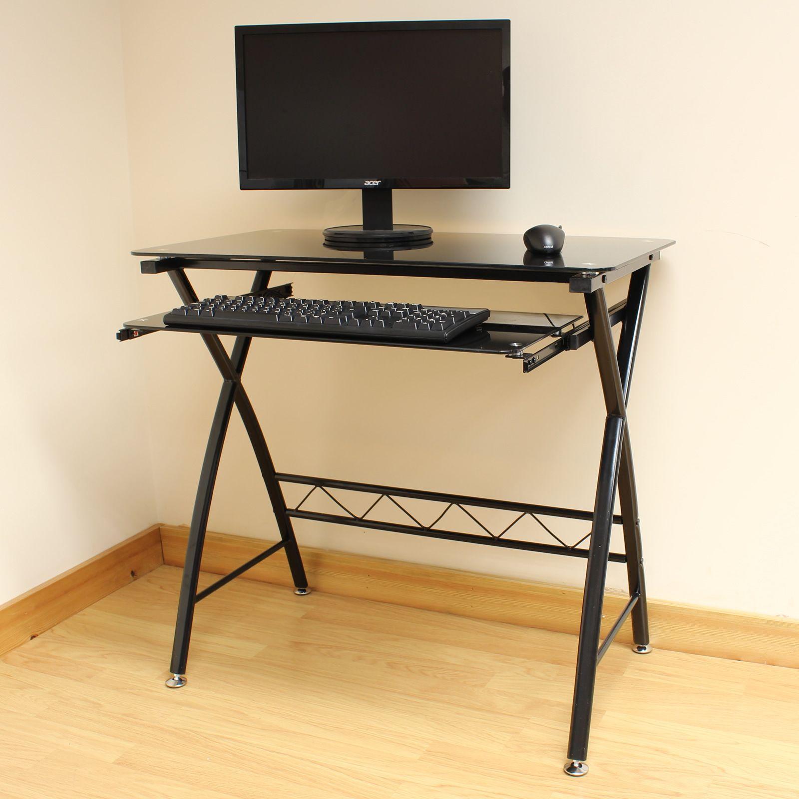 glass home office desks. 99+ Black Glass Pc Desk - Home Office Furniture Check More At Http: Desks T