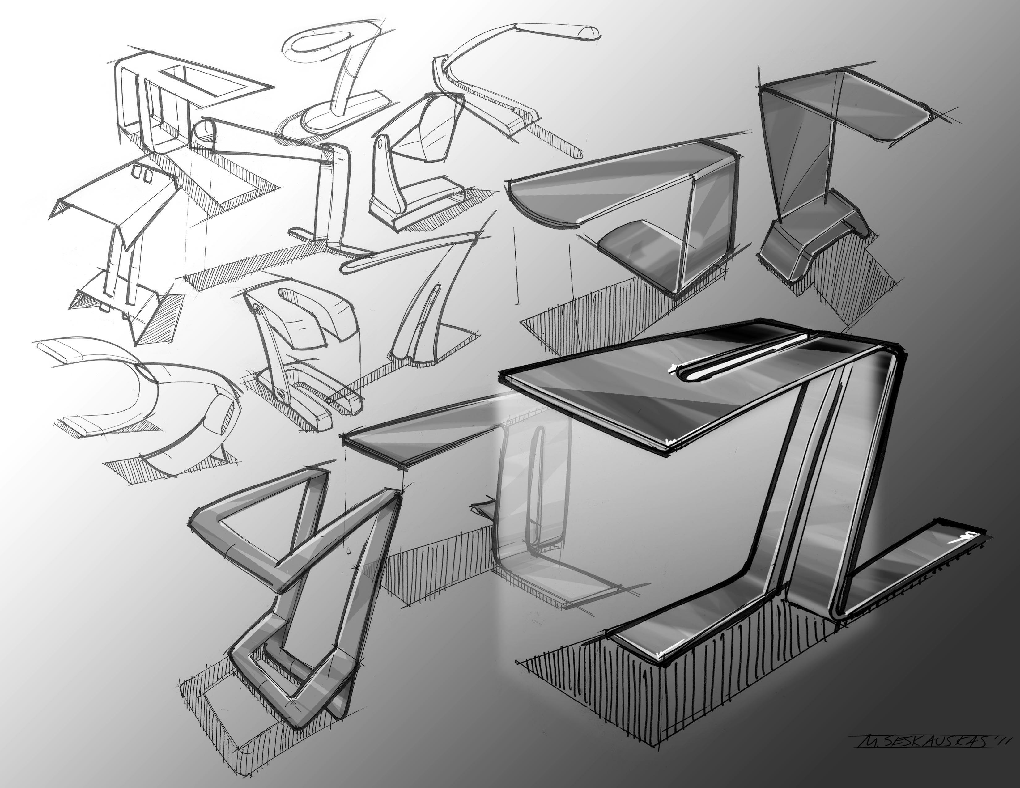 Desk Led Lamp Pesquisa Google Industrial Lamp Design Lamp Design Industrial Design Sketch