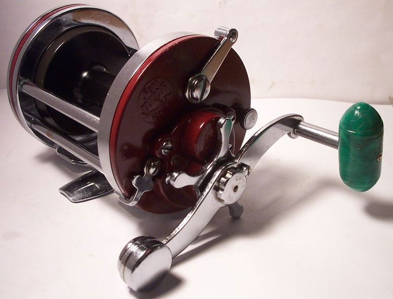 Antique rod and reel values penn fishing reels vintage for Old fishing rods worth money