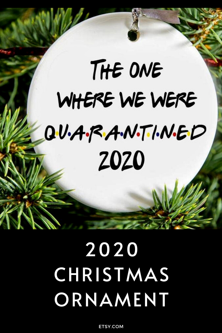 The One Where We Were Quarantined 2020 Essential Christmas