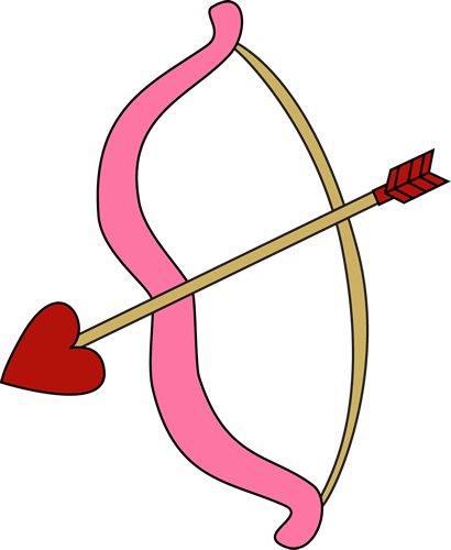 Valentine S Day Bow And Arrow Fitz D Jigg Props Valentines