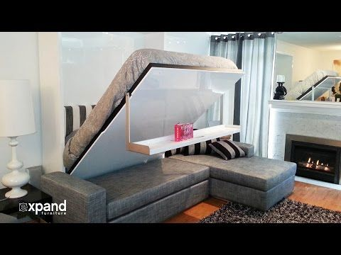 Diy Murphy Bed Build Wall Bed Hack Without The Hardware