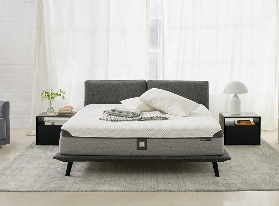 Neo Contemporary Bed King Size Queen Double Single Living