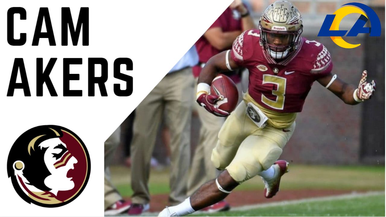 The Most Underrated Rb In College Football In 2020 Football Football 24 Florida State Football