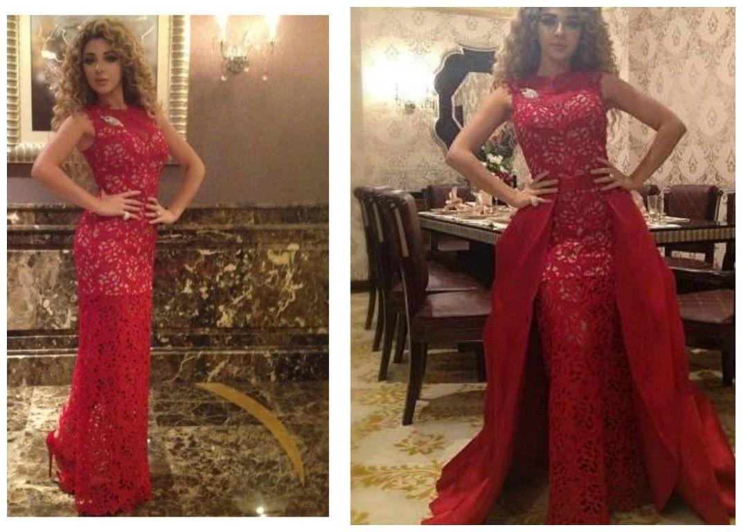ازياء فساتين استوحي أناقة سهراتك من 20 فستان لــ ميريام فارس إليك Formal Dresses Dresses Fashion