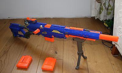 NERF N-Strike Modulus Tri-Strike Blaster - Toys
