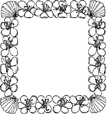flower Page Printable Coloring Sheets  Coloring pages for kids to