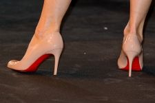 HRH Crown Princess Mary of Denmark  shoes by Christian Louboutin