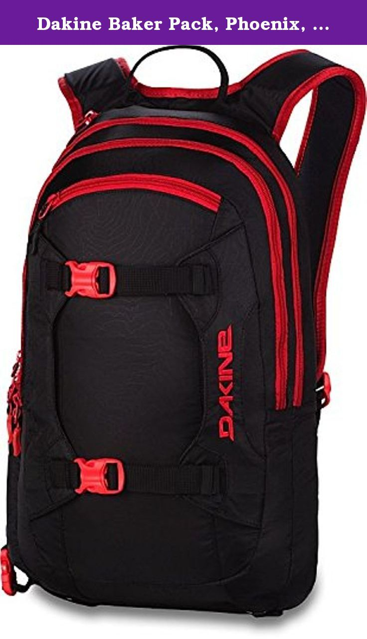 Dakine Baker Pack, Phoenix, 16 L. Inspired by the epic