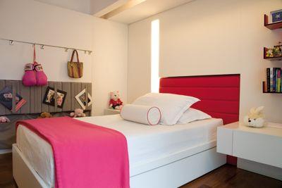 Ideas para dormitorios de chicas by dormitorio fucsia y blanco - Dormitorios juveniles chicas ...