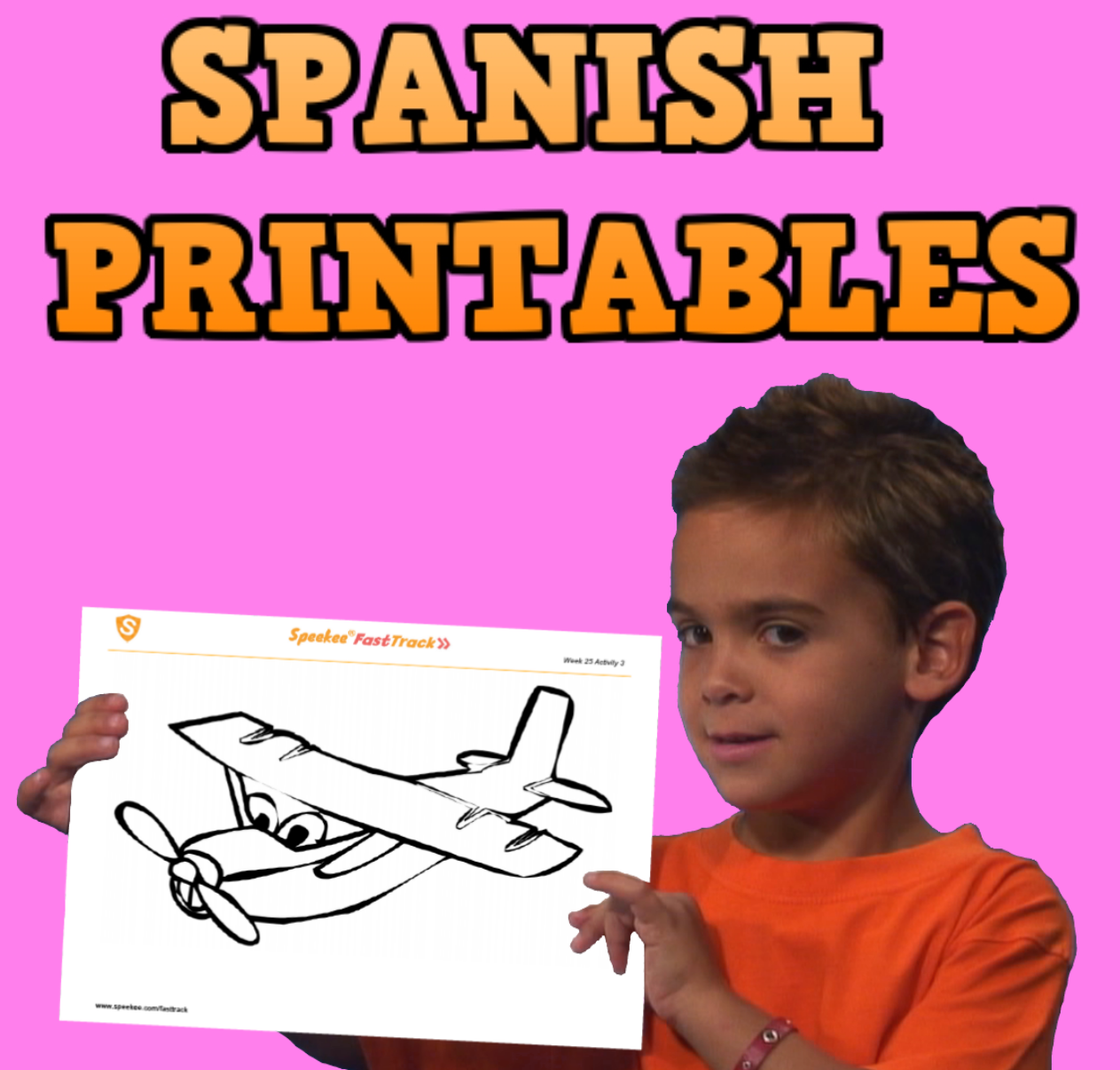 Spanish Printables For Elementary And Primary Levels