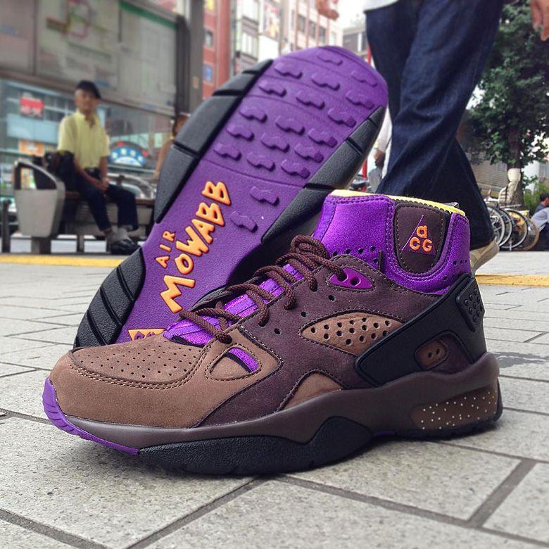 buy popular ca6ea d671e Nike Air Mowabb OG  Brown