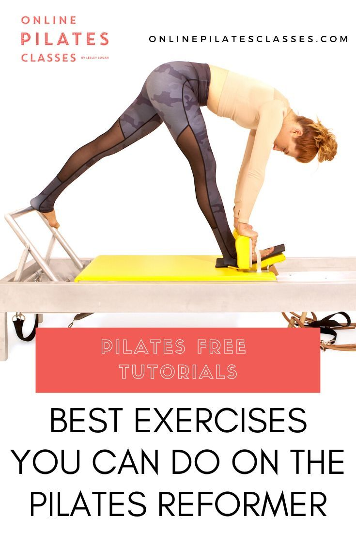 Doing Pilates on the Reformer is an excellent way to get your Pilates workout in. But, Pilates on th...