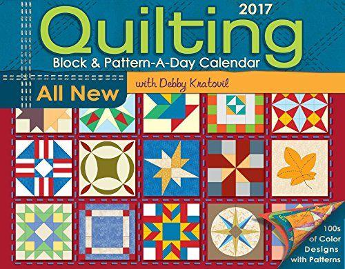 Quilting Block & Pattern-A-Day 2017 Calendar von Debby Kr... http://www.amazon.de/dp/1449477496/ref=cm_sw_r_pi_dp_28iixb1QGRPA8