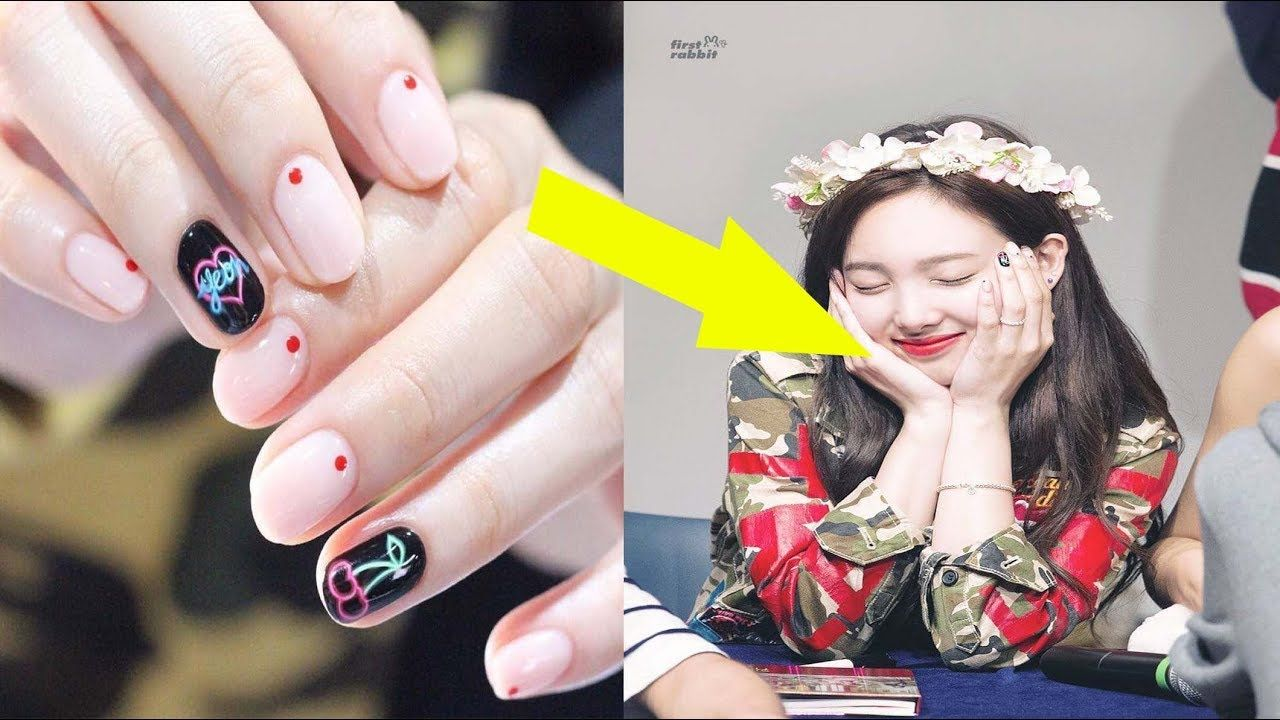 Ghim Của Nguyen Duong Tren These Female Idols Have Some Of The Most Beautiful Modelesque Hands In K Pop Kpopnews4e
