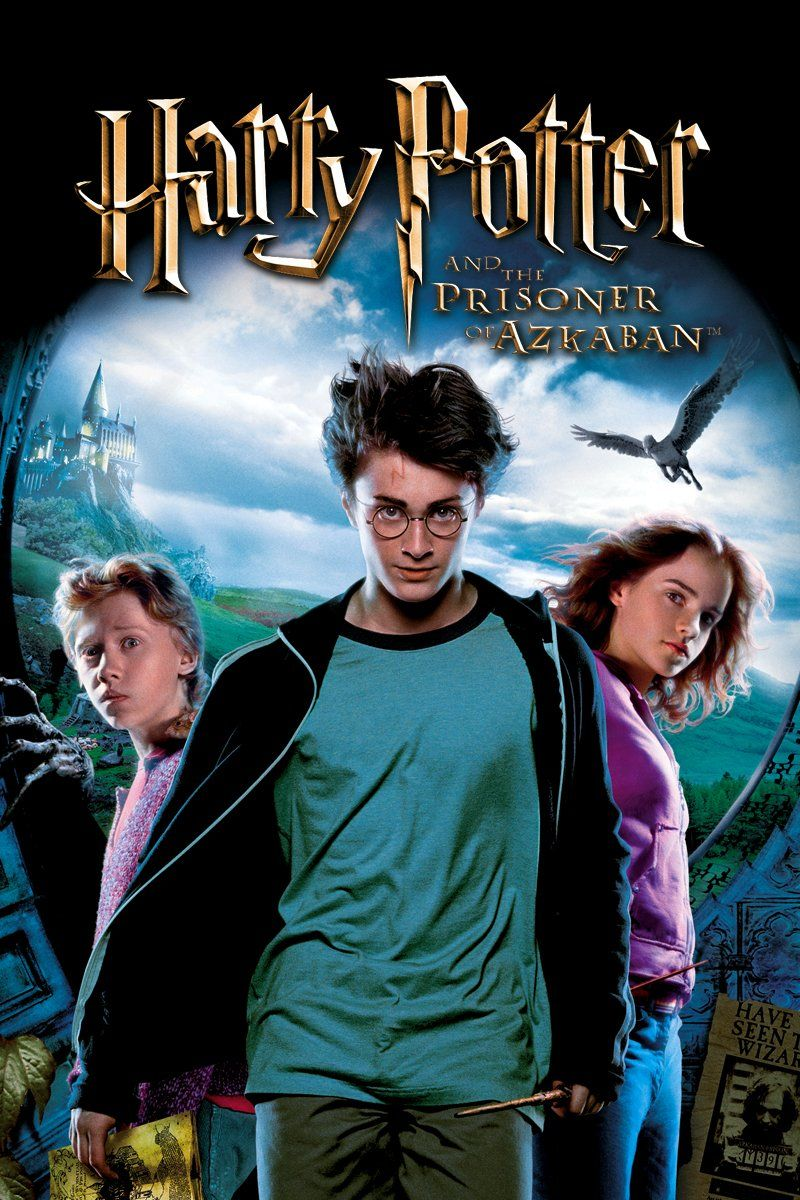 Harry Potter And The Prisoner Of Azkaban Rotten Tomatoes Harry Potter Movies Prisoner Of Azkaban The Prisoner Of Azkaban