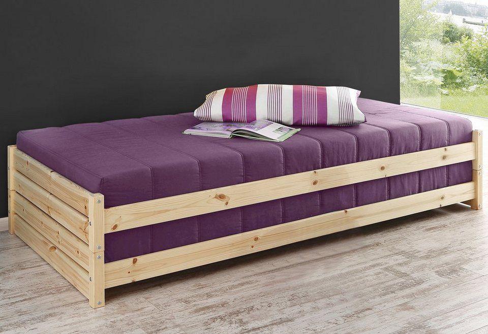 Stapelbett 2 Tlg Ab 11999EUR Stapelbare Betten