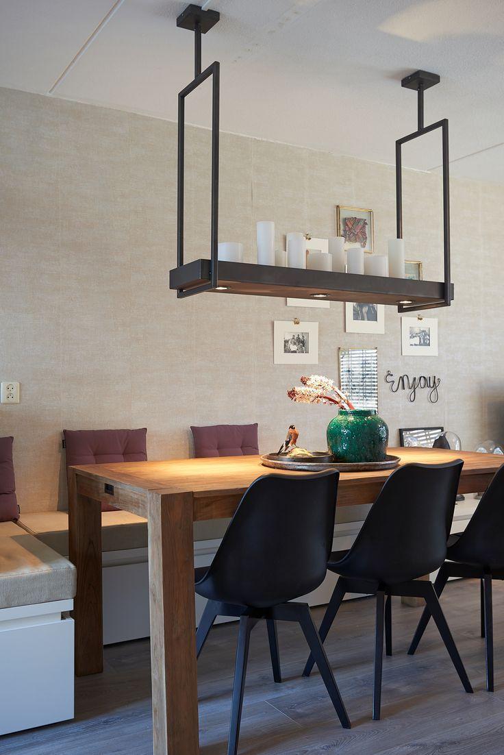 Ongekend Welke Lamp Boven Eettafel op collectie Eettafel aanbieding met FS-11