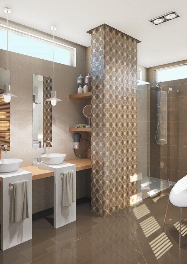 Fantastische Inneren - Deko - Ideen - Badezimmer - Original Haus