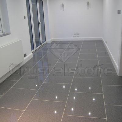 sapphire blue quartz tiles - kitchen wall tiles and floor tiles