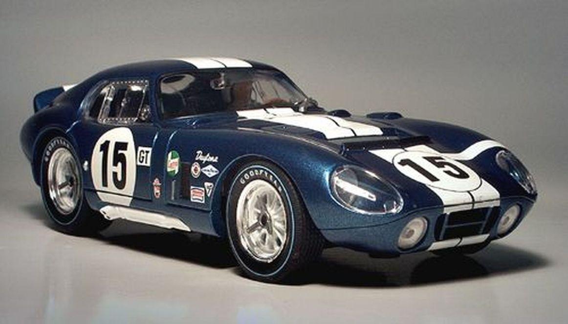AC Cobra 427 Kit Cars 1 Daytona coupe, Shelby daytona