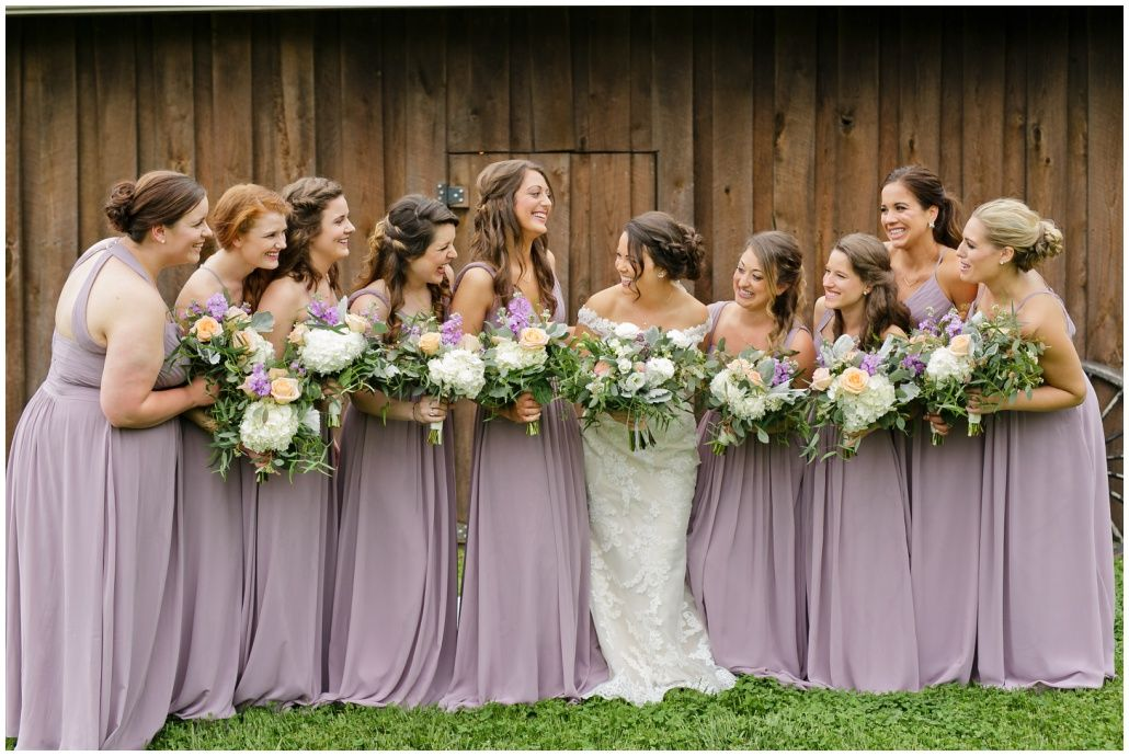 Dusk bridesmaid dress from azazie. This is