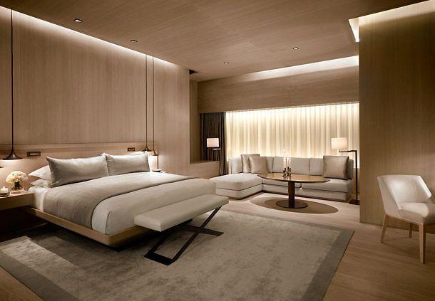 Scandinavian Style Bedroom Hotel Room Design Luxurious Bedrooms Contemporary Bedroom