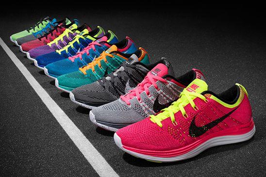 Levántate revista Cambiable  Zapatillas de correr color fluor para ella. ¡Customízalas a tu gusto!  #zapatillas #deporte #running #correr #fl…   Zapatillas de deporte nike,  Zapatillas nike, Nike