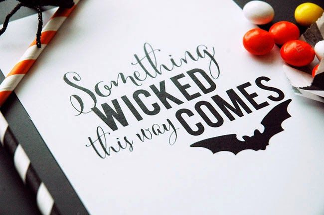 SHARE | Something Wicked This Way Comes