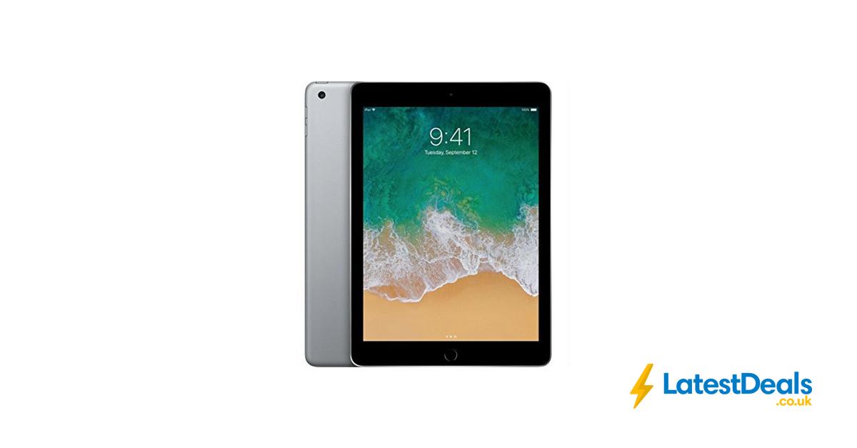 Apple Ipad 9 7 2018 32gb Wifi Space Gray 257 99 At Tobydeals Tech Apple Ipad Wifi Apple