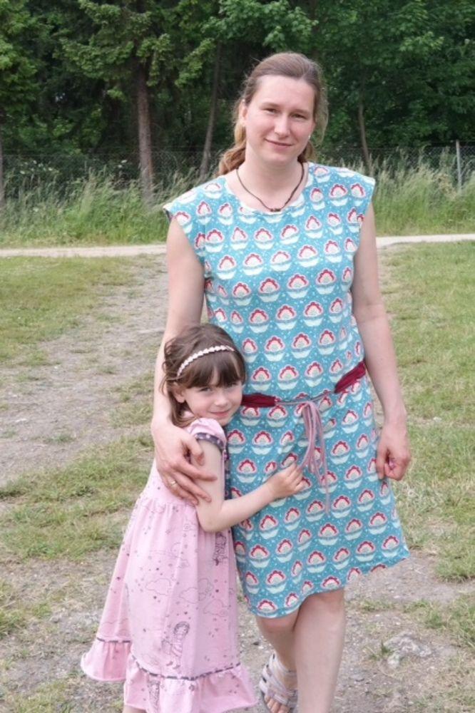Kleid frau julie