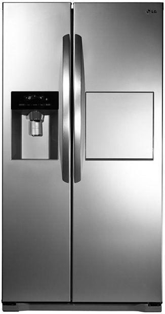 LG Side-by-Side GSL361ICEZ, 179 cm hoch, 91,2 cm breit | Kitchens