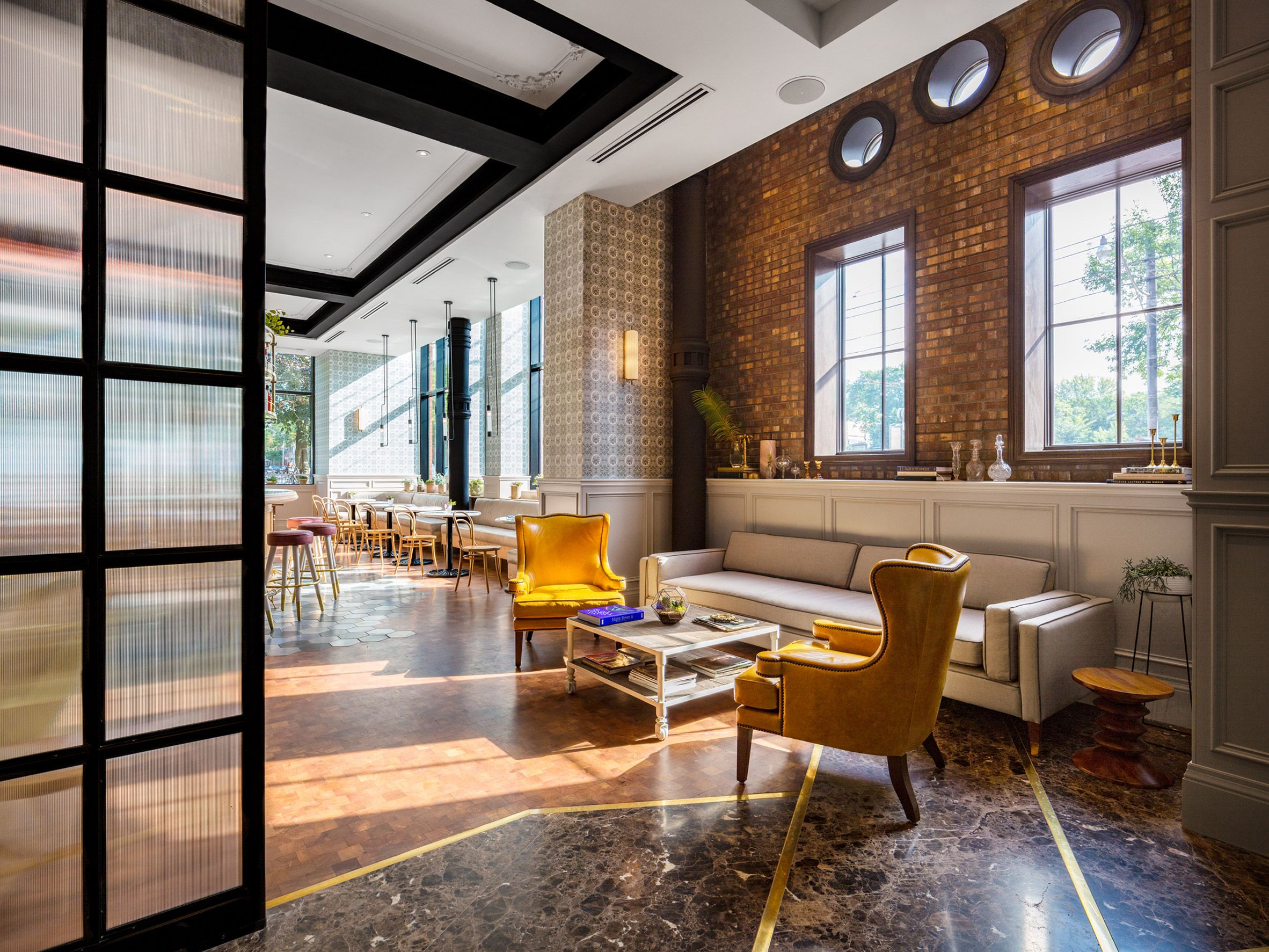 Designagency Turns Former Strip Club Into Boutique Toronto Hotel
