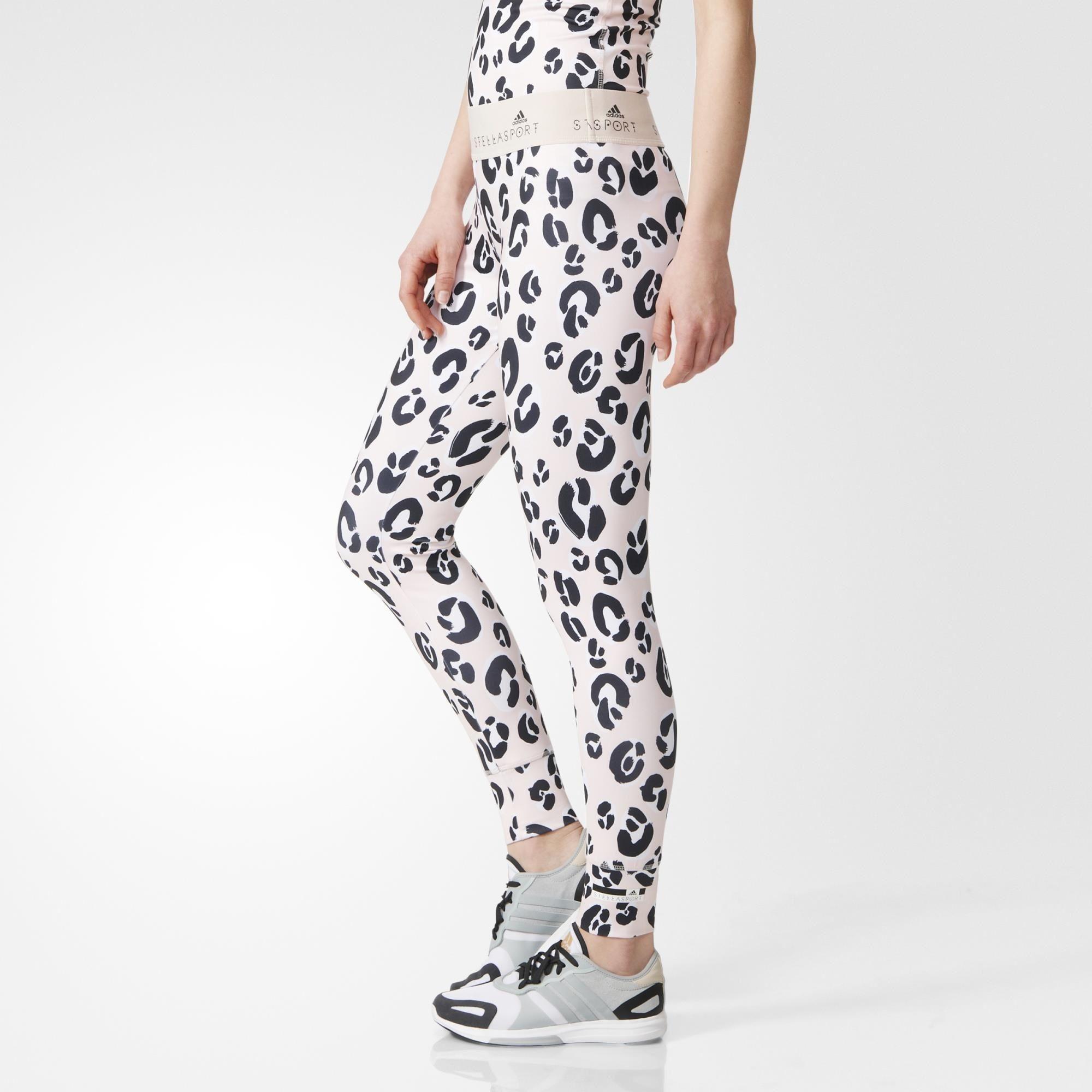 adidas Womens Stellasport Camo Print Bodysuit All In One Stella McCartney Bodies