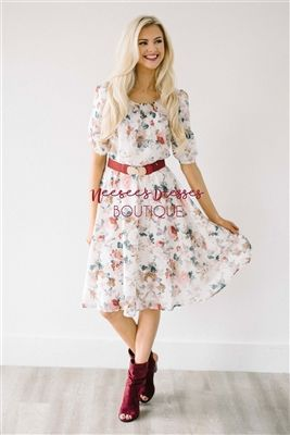 Cute Modest Dresses Casual